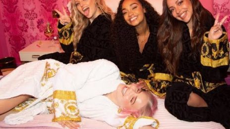 New Video: Anne-Marie & Little Mix - 'Kiss My (Uh-Oh)'