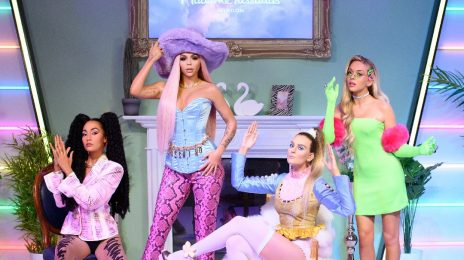 Little Mix Transform Into Madame Tussauds Wax Figures