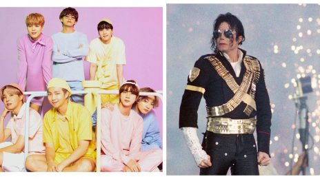 BTS Now Have the Fastest Accumulation of Five Hot 100 #1 Hits Since Michael Jackson