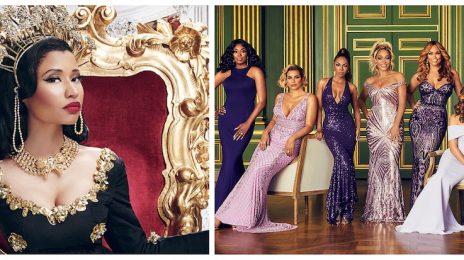 Nicki Minaj to Host 'Real Housewives of Potomac' Season 6 Reunion