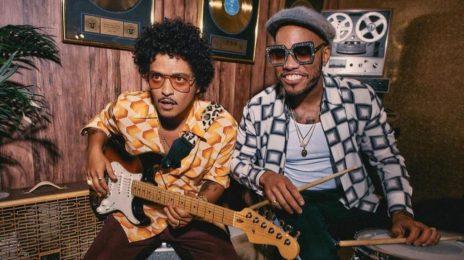 New Video:  Silk Sonic (Bruno Mars & Anderson .Paak) - 'Skate'