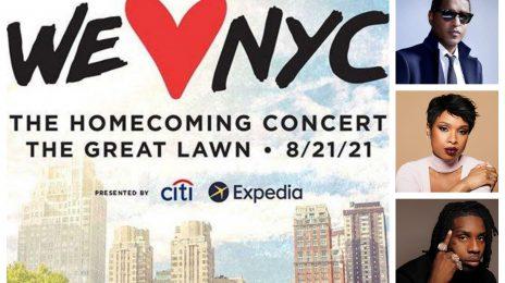 Polo G, Jennifer Hudson, & Babyface Among Performers Set for 'We Love NYC' Mega Concert