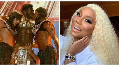 """Did You Miss It? Tamar Braxton Clears Up Perceived """"Homophobic Criticism"""" of Lil Nas X #BETAwards Performance"""