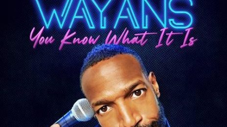 Trailer:  Marlon Wayans' HBO Max Comedy Special 'You Know What It Is' [Watch]
