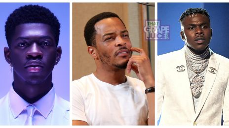 T.I. Defends DaBaby's Homophobic Rant By Comparing It to Lil Nas X's Videos