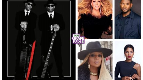 Jam & Lewis Unveil Star-Studded Tracklist for Debut Album [Mariah Carey, Mary J. Blige, Usher, & More Feature]