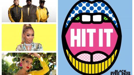 New Song: Black Eyed Peas - 'Hit It' (featuring Saweetie & Lele Pons)