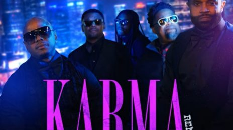 New Song: Donell Jones - 'Karma (Remix)' [featuring Jacquees, RL, Dave Hollister, & Carl Thomas]