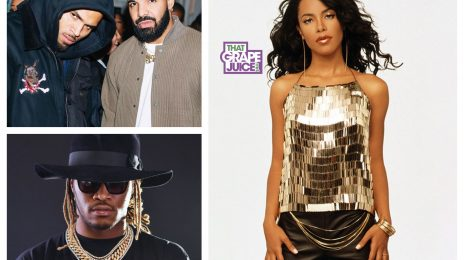Official:  New Aaliyah Album Featuring Drake, Chris Brown, Future, & More on the Way