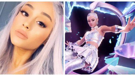 Ariana Grande Announces Fortnite 'Rift Tour' Concert