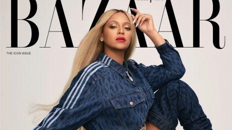 """Beyonce Blazes Harper's Bazaar / Reveals: """"New Music Is Coming!"""""""
