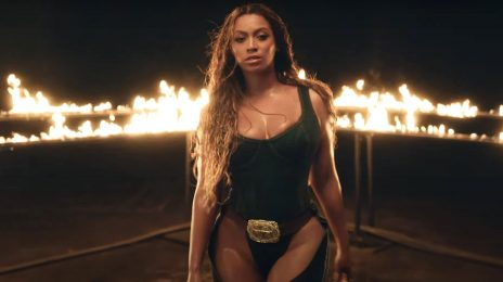 Beyonce Blazes in Adidas x Ivy Park Rodeo Announcement Video