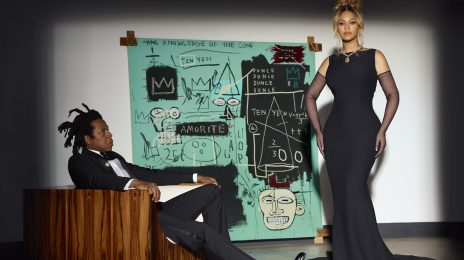 Beyonce & JAY-Z Sparkle in Huge Tiffany & Co 'About Love' Campaign
