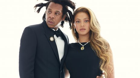 Beyonce Sparkles in New Tiffany & Co Promo with JAY-Z