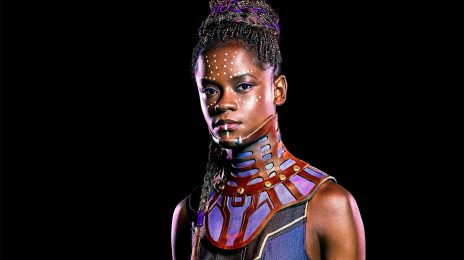 Letitia Wright Hospitalized After Injury on Set of 'Black Panther' Sequel