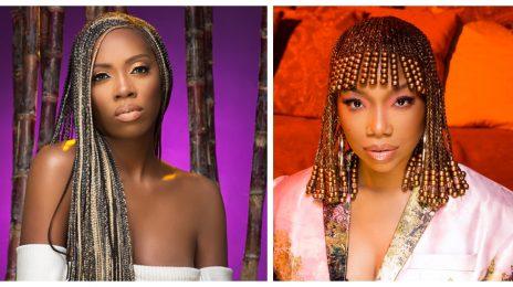 Tiwa Savage Previews New Brandy Collaboration [Listen]