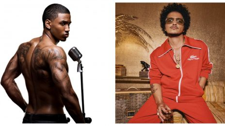 """Trey Songz: """"Why Y'all Never Put Bruno Mars In The R&B Convo?"""""""