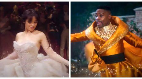 Movie Trailer: 'Cinderella' [Starring Camila Cabello & Billy Porter]