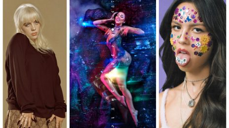 Report:  Doja Cat's 'Planet Her' Eclipses Billie Eilish & Olivia Rodrigo To Become Rapper's First Billboard 200 #1 Album