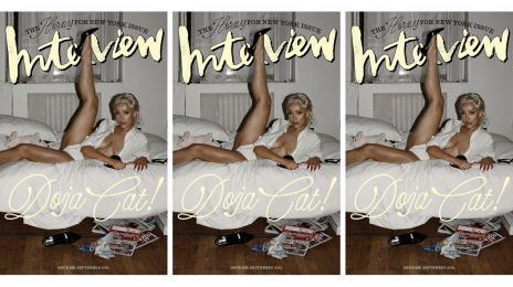 Hot Shots:  More From Doja Cat's Sizzling 'Interview' Magazine Shoot [Photos]