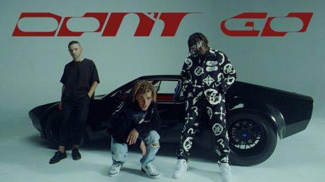 New Video:  Skrillex, Justin Bieber, & Don Toliver - 'Don't Go'