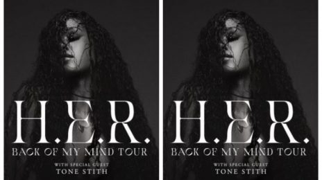 H.E.R. Announces 'Back of My Mind' Tour