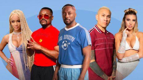 New Video: Black Eyed Peas - 'Hit It' (featuring Saweetie & LeLe Pons)