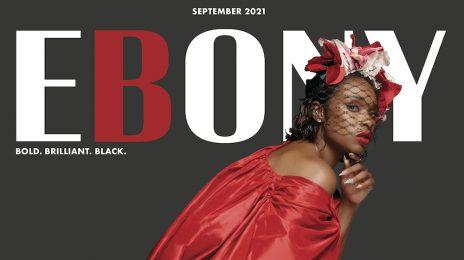 Jennifer Hudson Covers Ebony / Dishes On 'Respect' Movie & More