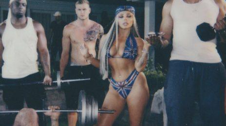 Jesy Nelson Announces New Single 'Boyz' with Racy Reveal