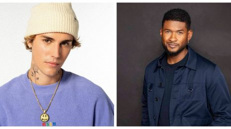 Justin Bieber Ties Usher For Most Career Weeks in Hot 100's Top 10 Among Male Singers