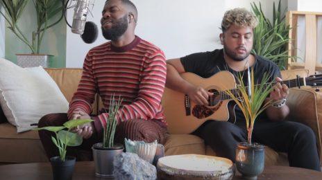 Watch: Khalid Unlocks 'New Normal' Acoustic Performance