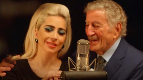 New Video: Lady Gaga & Tony Bennett - 'I Get A Kick Out Of You'