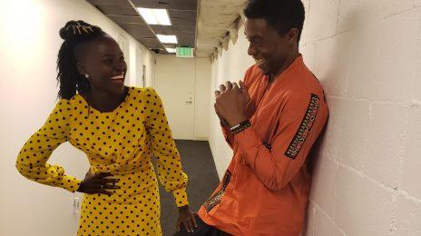 Lupita Nyong'o Pays Emotional Tribute to Chadwick Boseman on First Anniversary of Star's Death