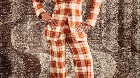 Mary J. Blige Blazes InStyle Magazine