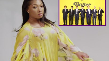 New Song:  BTS - 'Butter (Remix)' [featuring Megan Thee Stallion]