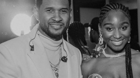 Usher Hosts Star-Studded Experience at Vegas Residency / Normani, Kevin Hart, Jill Scott, Omarion, & More