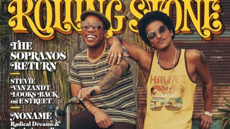 Bruno Mars & Anderson .Paak Cover Rolling Stone / Reveal Silk Sonic Album Is Now Set for 2022