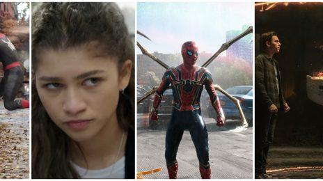 Movie Trailer: 'Spider-Man: No Way Home' [Starring Tom Holland & Zendaya]