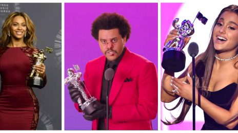 MTV Reveals Redesigned, Gender Neutral VMA 'Moon Person' Award