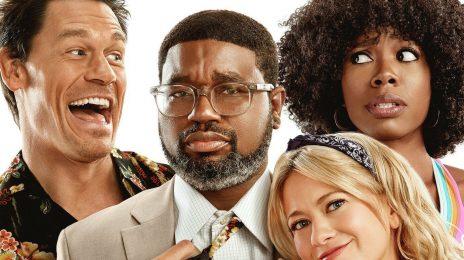 Movie Trailer:  Hulu's 'Vacation Friends' [starring John Cena, Lil Rel Howery]