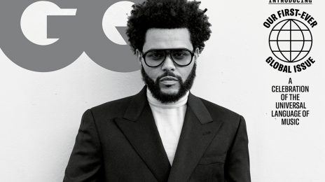 """The Weeknd Covers GQ / Reveals He """"Invited"""" Michael Jackson Comparisons"""