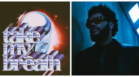 New Video: The Weeknd - 'Take My Breath'