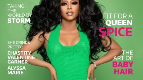 Trina Celebrates 21 Years in Music with Stunning Hype Hair Cover