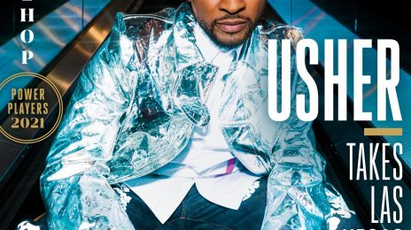 Usher Covers Billboard / Spills on New Album, Vegas Residency, The Weeknd, & T-Pain Autotune Comment