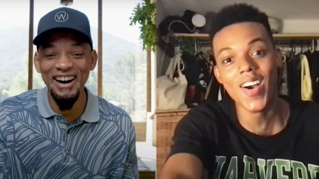 'Fresh Prince of Bel-Air' Reboot Reveals Will Smith Casting, Star Delivers News to Actor Live