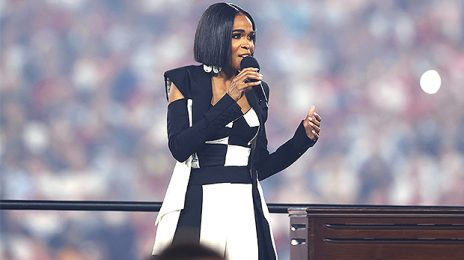 Michelle Williams Rocks the 2021 NFL Season Opener with AMAZING National Anthem Performance