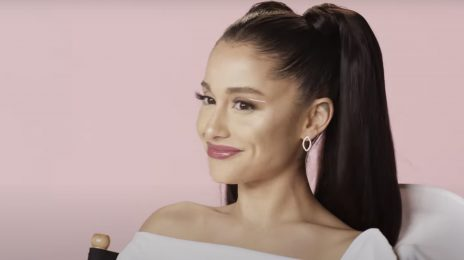 """Watch: Ariana Grande Ranks Her Most """"ICONIC"""" Music Videos"""