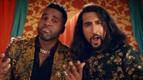 Behind the Scenes:  Tesher & Jason Derulo's 'Jalebi Baby' Music Video [Watch]