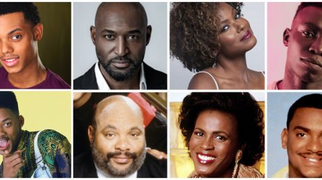'Fresh Prince of Bel-Air' Reboot Unveils Main Cast