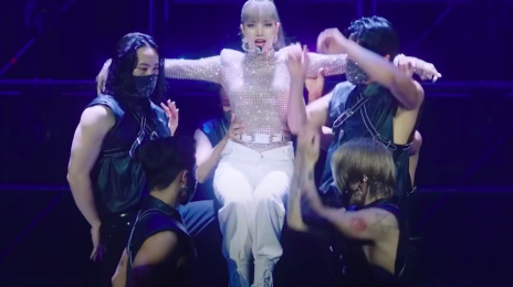Blackpink's Lisa Sizzles With 'Lalisa' On 'The Tonight Show'